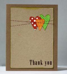Card: thankyou