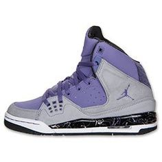 Size 4 for $69.99  http://www.ebay.com/itm/Nike-Girls-Yout-Air-Jordan-SC-1-Stealth-Grey-Purple-439655-008-Girls-GS-Size-/331006738934?pt=US_Men_s_Shoes&var=540230733387&hash=item4d118a01f6