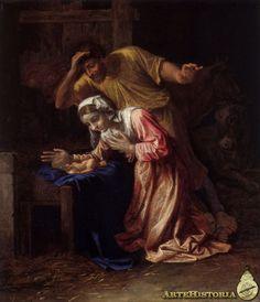 La Natividad - Obra - ARTEHISTORIA V2