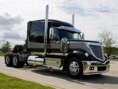 I'm pretty sure I wa All Truck, Big Rig Trucks, Semi Trucks, Cool Trucks, Semi Trailer Truck, International Harvester Truck, Large Truck, Custom Big Rigs, All Cars