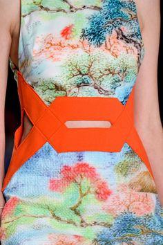 Vivianne Tam - New York Fashion Week - Spring 2015