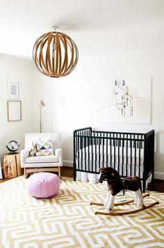 deco chambre garcon, chambre bebe mixte