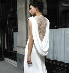 Gorgeous Wedding Gown Backs! | The Blushing Bride