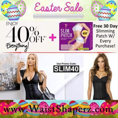 97cd114371c4b WaistShaperZ.com - - Save 40% off your entire order using promo code - -  slim40 at checkout where you put in your payment info!