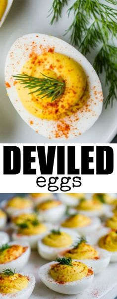 This easy Deviled Eggs recipe is my family's most trusted and the only one you'll ever need. They are creamy, delicious, and a guaranteed crowd-pleaser!