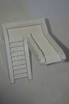 Lego stairs