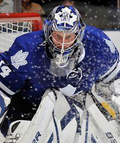 James Reimer. Toronto Maple Leafs are playoff bound