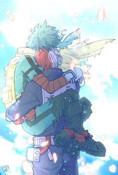 Anime Dad, Anime Love, Anime Guys, Manga Anime, My Hero Academia Shouto, My Hero Academia Episodes, Hero Academia Characters, Manhwa, Fun Comics