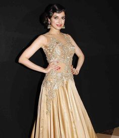 Divya Khosla Kumar at a fashion show organised by 'Beti', an NGO. #Bollywood #Fashion #Style #Beauty