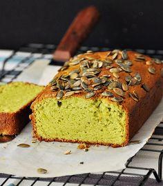 Avocado Lime Bread