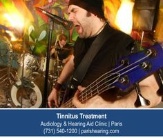 http://parishearing.com/tinnitus-treatment – Many musicians secretly struggle with tinnitus – during and after their musical careers. Several well known performers are openly discussing their tinnitus in hopes that other musicians will use better ear protection. We can help. Contact Audiology & Hearing Aid Clinic for custom musician ear plugs or for help with your tinnitus symptoms.