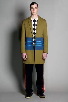 Jonathan Saunders   Fall 2014 Menswear Collection   Style.com  LDN