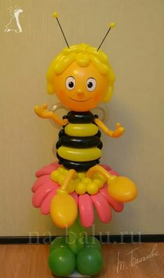 Maya bee#decoration#balloon