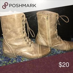 Steven madden Boots worn but expensive and selling very cheap Shoes Ankle Boots & Booties