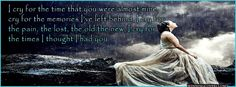 lost love girl with tears | Rain Storm Timeline Covers : rain drops Timeline Cover cry for ...