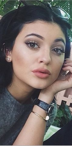 Same goes for this one. | Proof That Kylie Jenner Really Hasn't Had Lip Surgery
