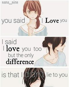 🥺🥺🥺🥺🥺🥺🥺🥺 Please Turn on post notifications ⤴️ Like👍 comment✍️ & Share✅✅✅ ————————————————————— Sad Anime Quotes, Manga Quotes, True Quotes, Crush Quotes Funny, Love Memes, Status Quotes, Cute Girlfriend Quotes, Anniversary Quotes, Tsubaki Chou Lonely Planet