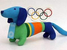 Olympic doxie