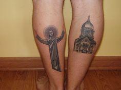 Notre Dame Fighting Irish Tattoos | 113 – Ohio State University – Keeping it classy everywhere they ...