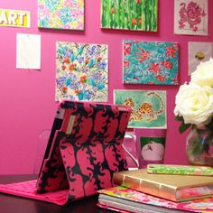 Lilly Pulitzer Key Board Case for iPad