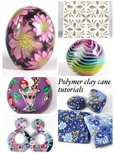 Cute Polymer Clay, Polymer Clay Canes, Polymer Clay Projects, Polymer Clay Creations, Clay Crafts, Diy Clay Earrings, Clay Jewelry, Clay Dragon, Play Clay
