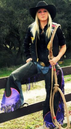 girl bull rider