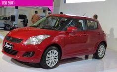 suzuki swift adalah kendaraan jenis compact hatchback - http://www.suzukiharga.com/swift/