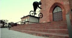 Vans Welcomes Anthony Perrin to the bmx Team