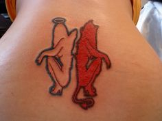 Gemini tattoo (for my Lave)