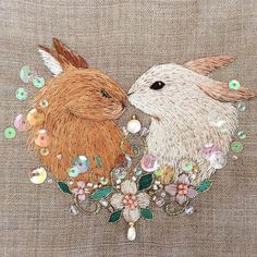 If you want textile art inspiration or contemporary embroidery ideas, Mr X Stitch is the site for you. Our columnists share their love of needlework and there are hundreds of posts to get you itching for some stitching! Hand Embroidery Designs, Beaded Embroidery, Embroidery Patterns, Embroidery Purse, Marine Style, Embroidery Needles, Fabric Decor, Needlework, Quilts