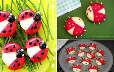 Com decorar els formatges Babybel