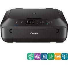 Canon PIXMA MG5522 Inkjet Wireless All-in-One Photo Printer - Walmart.com