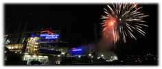 Fireworks over Great American Ball Park happen EVERY Friday home game!
