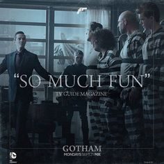 Missed the season premiere of #Gotham? Catch up now: http://fox.tv/WatchGthm by dccomics