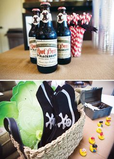 Magical Neverland-Inspired Pirate/Tinkerbell Birthday Party