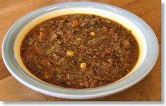 Quinoa, Bean, and Vegetable Stew