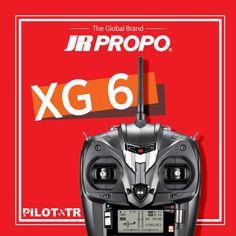 JR PROPO! http://www.pilottr.com/jr/    #pilottr #jr #jrpropo #xg6 #rc #model #kumanda #radio #remote #control #globalbrand #uçak #airplane #aircraft #helikopter #helikit #helicopter #fly #like
