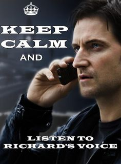(1) Richard Armitage Quotes