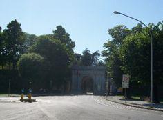 Porta Elisa, Lucca