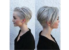 50 Couleurs Tendance 2015 Pour Vos Cheveux Courts !   Coiffure simple et facile