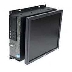Rack Solutions 104-2323 Wall Mount for Dell Optiplex 790, 9010 SFF Monitors