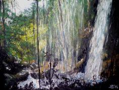 Kambodza-vodopad