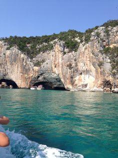 Grotto Bue Marino, Sardegna, Italy