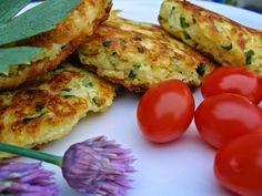 V kuchyni vždy otevřeno ...: Nadýchané bramborovo - ricottové smaženky