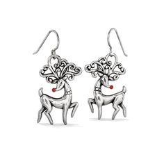 Brighton Reindeer Earrings