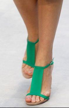 Collezione Tendenze Scarpe primavera estate 2014 da Milano Moda Donna FOTO