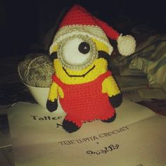 Minion navideño