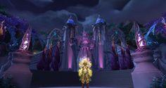 Nighthold High Botanist Tel'arn In-game Screenshot #worldofwarcraft #blizzard #Hearthstone #wow #Warcraft #BlizzardCS #gaming