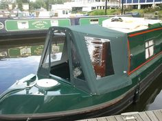 Framed cratch boat cover with front rolled up for gas locker access Narrowboat Wide beam boat covers Prams and Hoods Call Kinver Canopies Ltd on 01384 394 ... & Semi-trad for narrowboat fitted with bungee cord. Narrowboat Wide ...