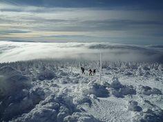 Jeseniky v zime 2013 - bivak Czech Republic, Paths, Explore, Mountains, Country, Nature, Travel, Outdoor, Beautiful